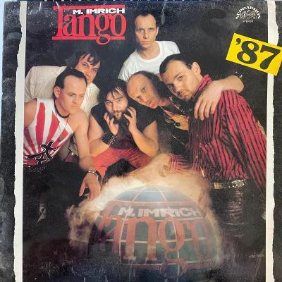 Tango ‒ M. Imrich  – Tango '87 - LP vinyl