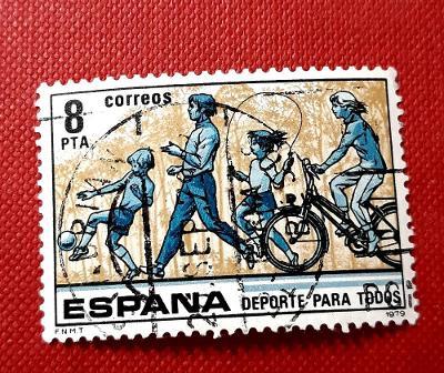 ESPANA-Španělsko, SPORT, od 1 Kč / Z-59