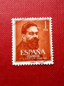 ESPANA-Španělsko, Osobnosti, od 1 Kč / Z-72