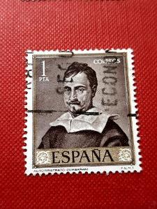 ESPANA-Španělsko, Osobnosti, od 1 Kč / Z-74