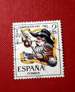 ESPANA-Španělsko, od 1 Kč / Z-76