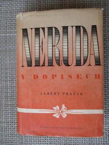Pražák Přemysl - Neruda v dopisech