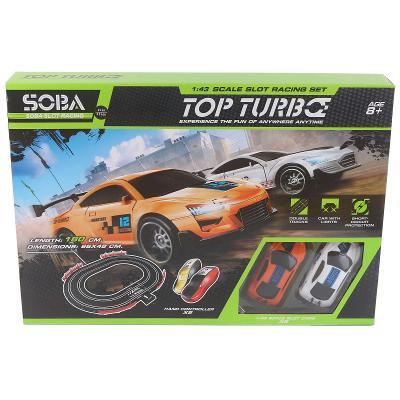 Soba Slot Racing Set+Autodraha+