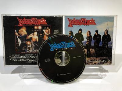 CD JUDAS PRIEST Metal Works 73-93