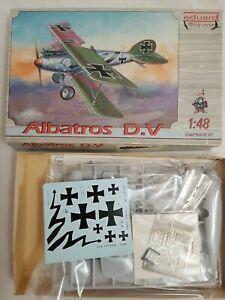 Albatros D. V ProfiPack OLD, 1:48, Eduard