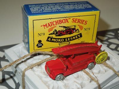 MATCHBOX - FIRE ENGINE CHINA