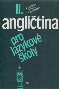 Eva Zábojová - Angličtina pro jazykové školy II.
