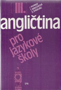 Jaroslav Peprník - Angličtina pro jazykové školy III.
