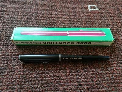 Retro kuličkové pero v originální krabičce