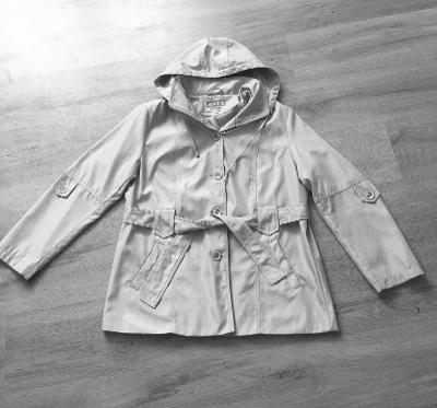 Lehký jarní kabát - vel. XL , zn: Baty - Top stav