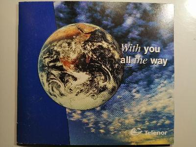 Telenor on CD-ROM