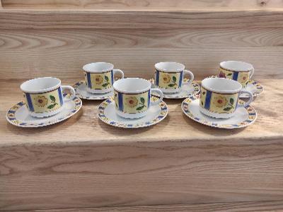 Kávový servis Vier Jahreszeiten