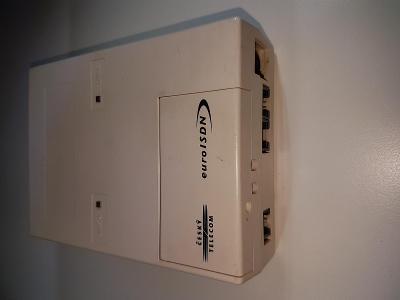 ISDN Elcon NTBA-2B1Q Standard 5237-042