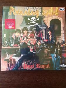 Prodám LP Running Wild - Port Royal