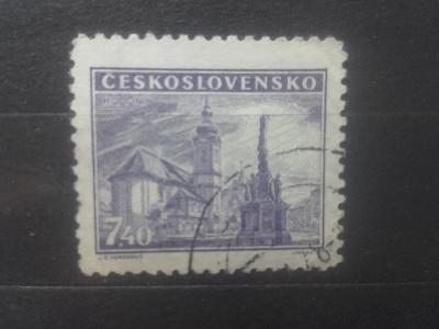 Československo 1946, Města -  439