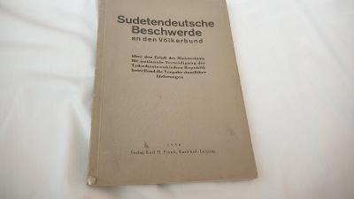 Karl Hermann Frank-1936-Sudetoněmecké stížnostinárodnostní mapy