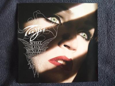 CD-TARJA-What Lies Beneath/symph.rock Fin,pres 2010(nové)