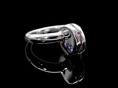 Stříbrný značkový prsten- Allure