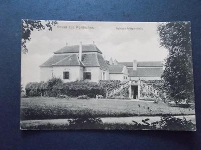 Zlín Kroměříž Koryčany zámek