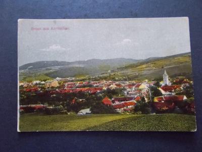 Zlín Kroměříž Koryčany celkový pohled