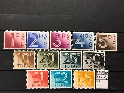 GB, Velká Británie, Mi. 89/100