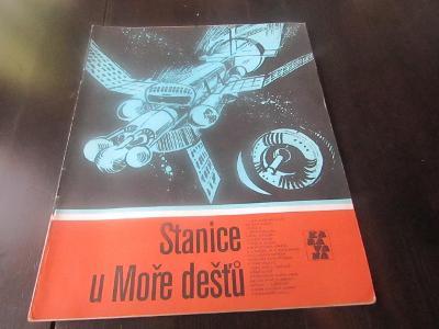 Časopis KARAVANA/STANICE U MOŘE DEŠŤŮ /1982