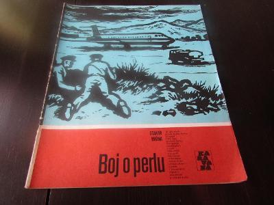 Časopis KARAVANA/BOJ O PERLU /1983