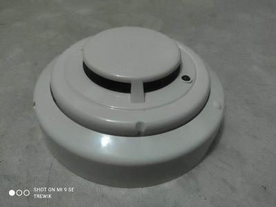 Opticko kouřový požární hlásič SS 2351E pro domovní alarm(EZS - Alarm)