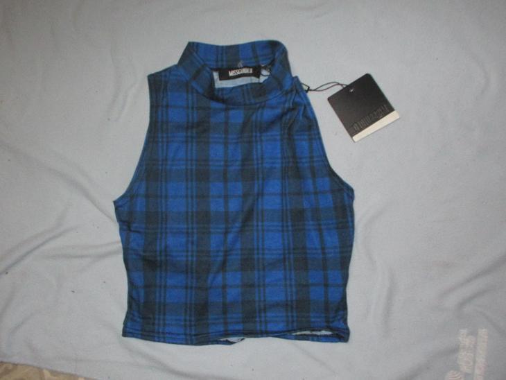 top krátký  - Dámské oblečení