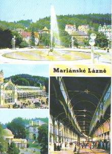 Mariánské Lázně - 1987