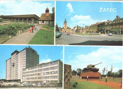 Žatec - 1978