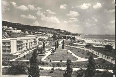 Bulharsko - Varna - 1960