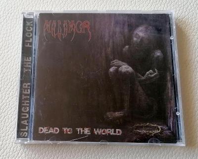 MALAMOR - Dead To The World - 1 PRESS 2004 JAPAN