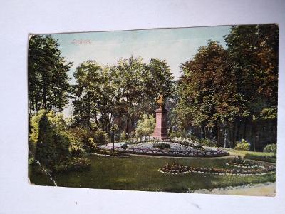 R-U Lochotín-Plzeň 1914 feldpost 1.světová