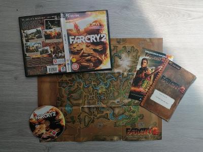 Far Cry 2 s mapou PC hra