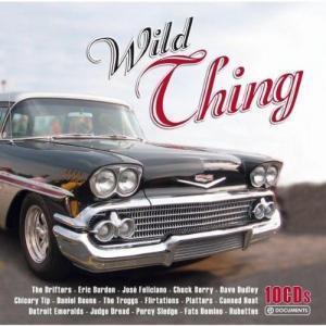 10 CD BOX WILD THING