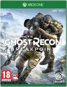Ghost Recon - Breakpoint CZ pro XBOX ONE