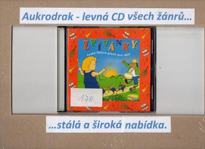 CD/Zpívánky