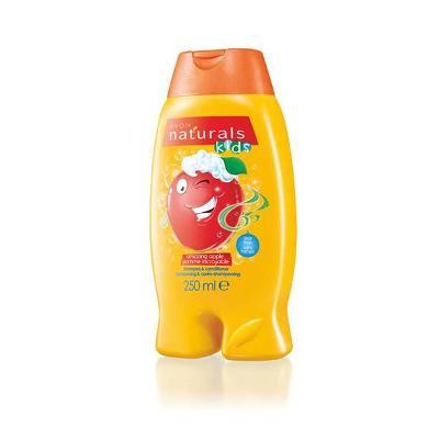 Jemný šampon a kondicionér 2 v 1 s jablkem