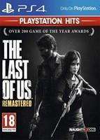 ***** The last of us remastered ***** (PS4)