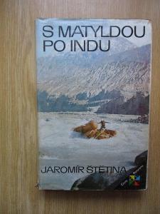 Štětina Jaromír - S Matyldou po Indu