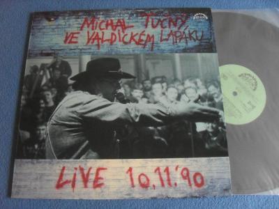 LP Michal Tučný - Ve Valdickém lapáku LIVE TOP STAV