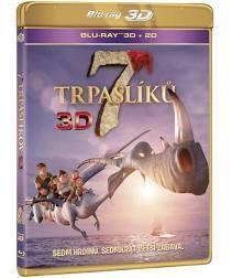 7 trpaslíků (Blu-ray 3D+2D)