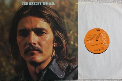 Ted Neeley – 1974 A.D. LP vinyl 1973 USA 1.press NM