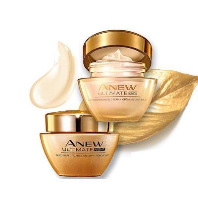 Luxusní omlazující zlatá sada Anew Ultimate