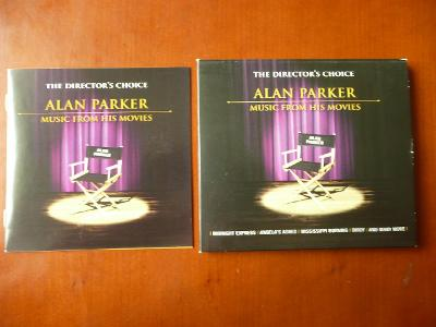 ALAN PARKER - MUSIC FROM HIS MOVIES (O.S.T. , SOUNDTRACK)