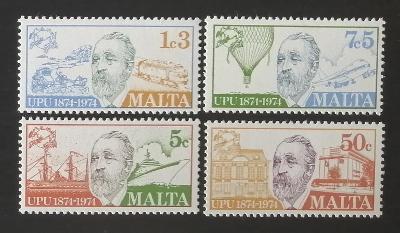 Malta 1974 Století UPU