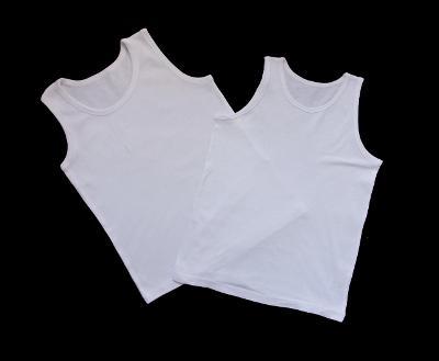 2ks nátělníkové triko z bavlny Matalan 10-11 let