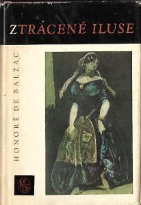 Honoré de Balzac Ztracené iluze
