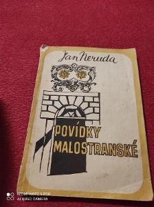 Povídky Malostranské / Jan Neruda 1949